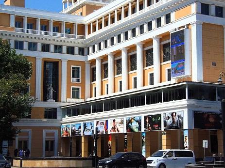 Nizami Kino Mərkəzi Təqdim Edir