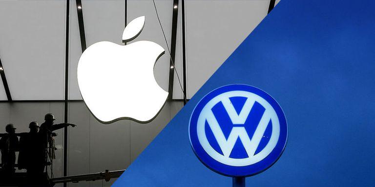 volkswagen apple ile ilgili görsel sonucu